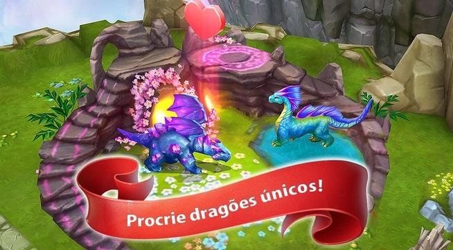 Dragões!