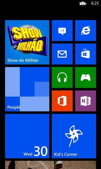 Show do Milhão - Imagem 1 do software
