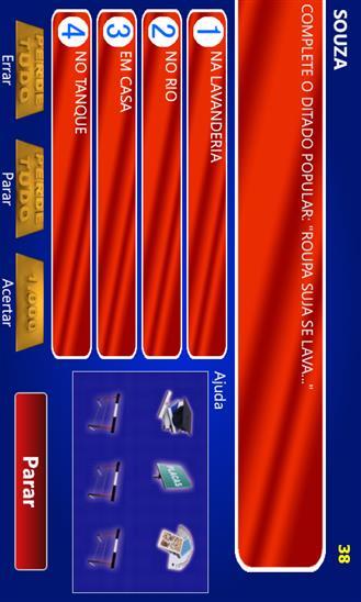 Show do Milhão - Imagem 2 do software