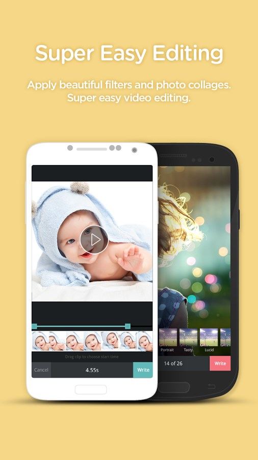 Smile Mom - app for mothers - Imagem 2 do software
