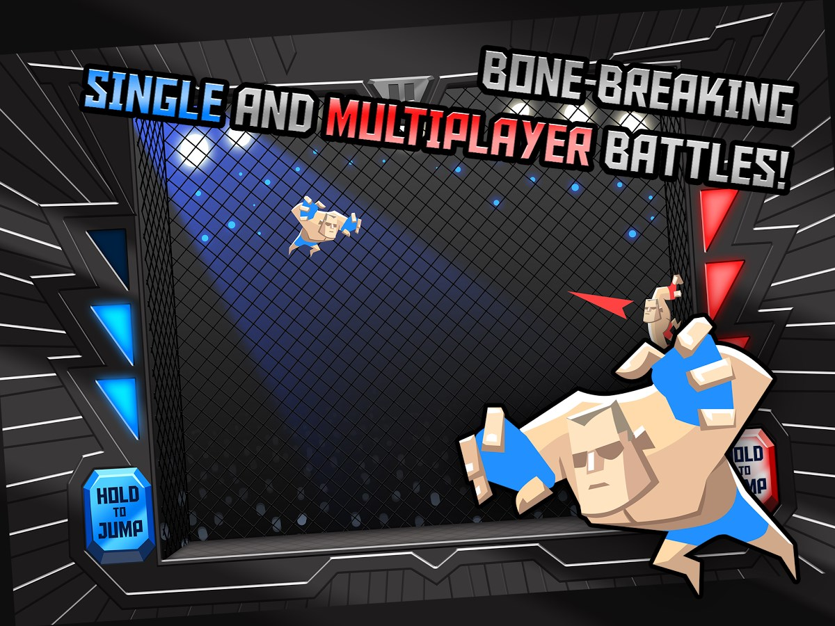 UFB - Ultimate Fighting Bros - Imagem 1 do software