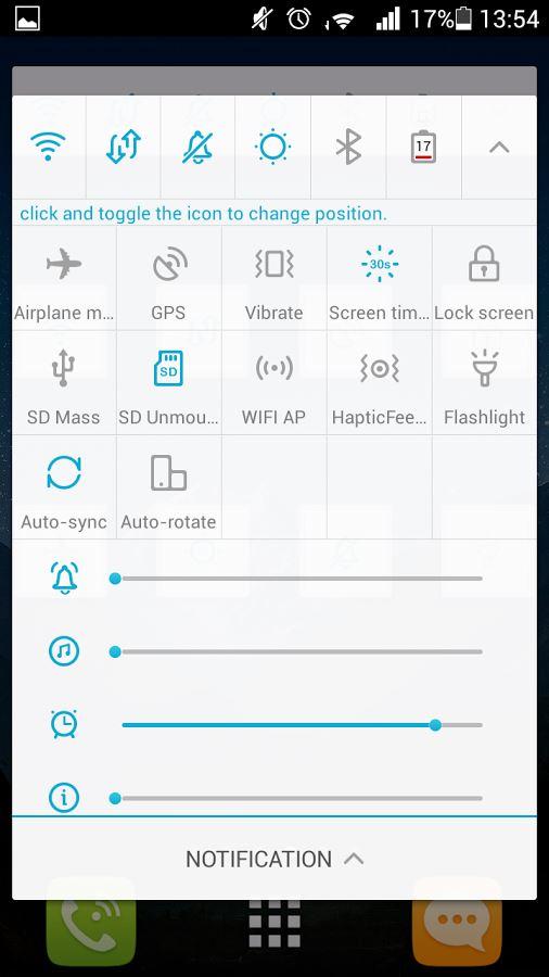 GO Switch+ - Imagem 2 do software