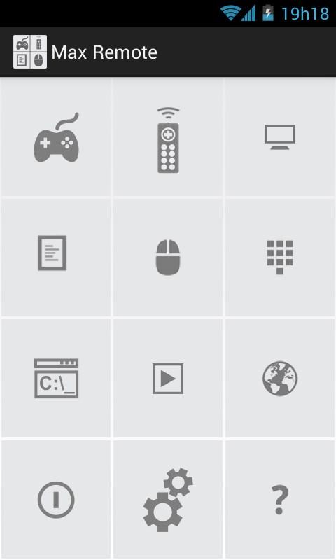 Max Remote Full - Imagem 1 do software