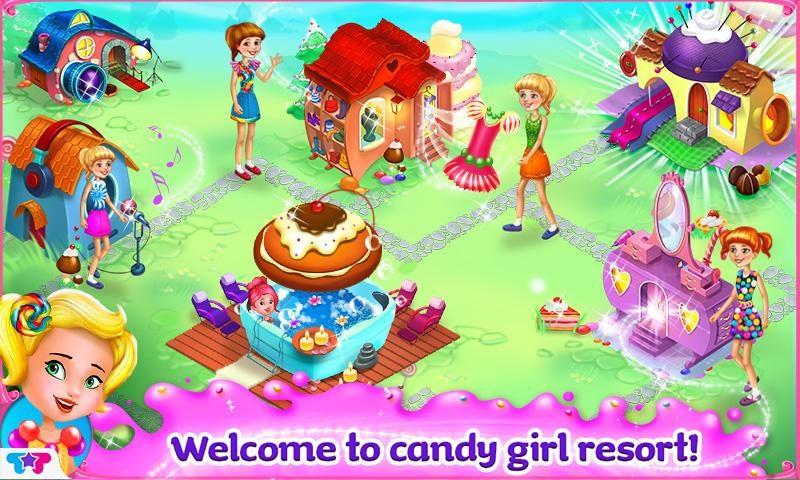 Candy Girl Resort - Imagem 1 do software