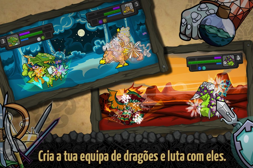 Magic Dragon - Monster Dragons - Imagem 1 do software