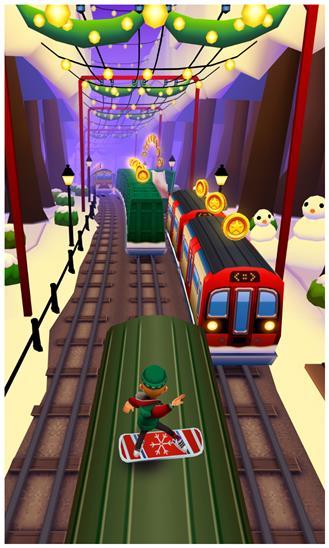 Subway Surfers - Imagem 1 do software