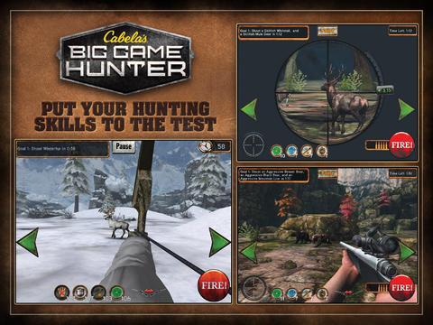 Cabela`s Big Game Hunter - Imagem 1 do software
