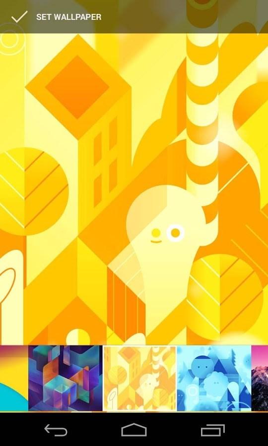 KitKat Launcher ( Android 4.4) - Imagem 4 do software