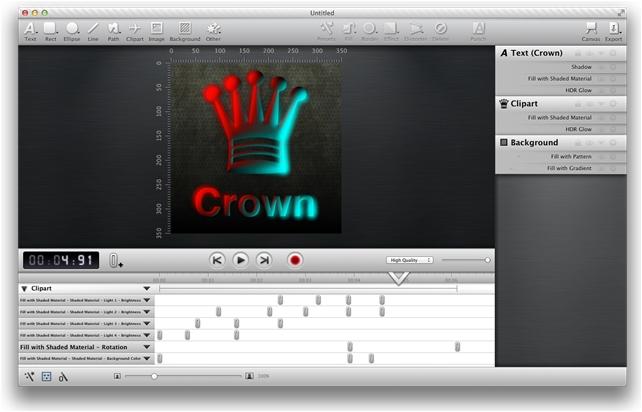 Animationist - Imagem 1 do software