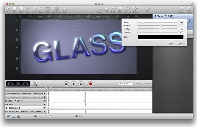Animationist - Imagem 2 do software