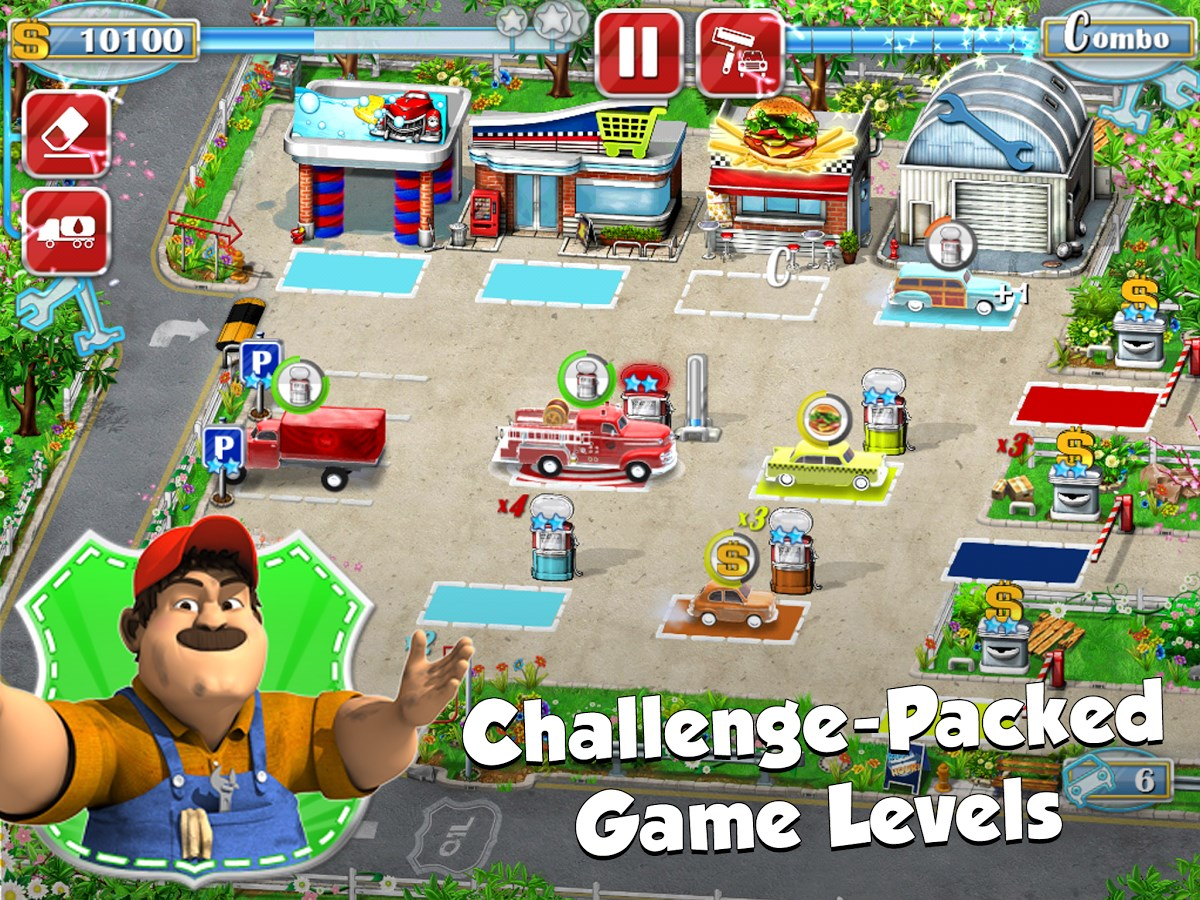 Gas Station - Rush Hour! - Imagem 1 do software