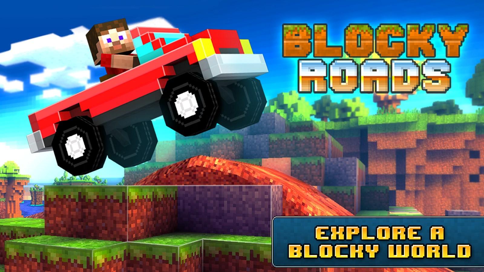 Blocky Roads - Imagem 1 do software