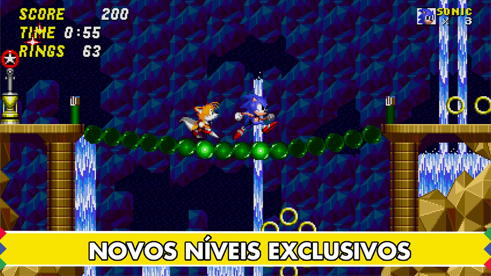 Sonic The Hedgehog 2 - Imagem 1 do software