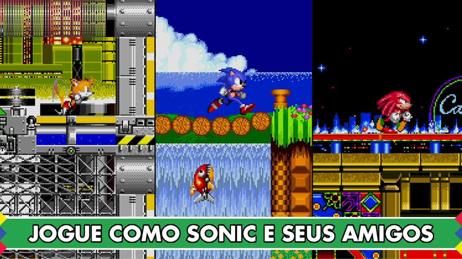 Sonic The Hedgehog 2 - Imagem 2 do software