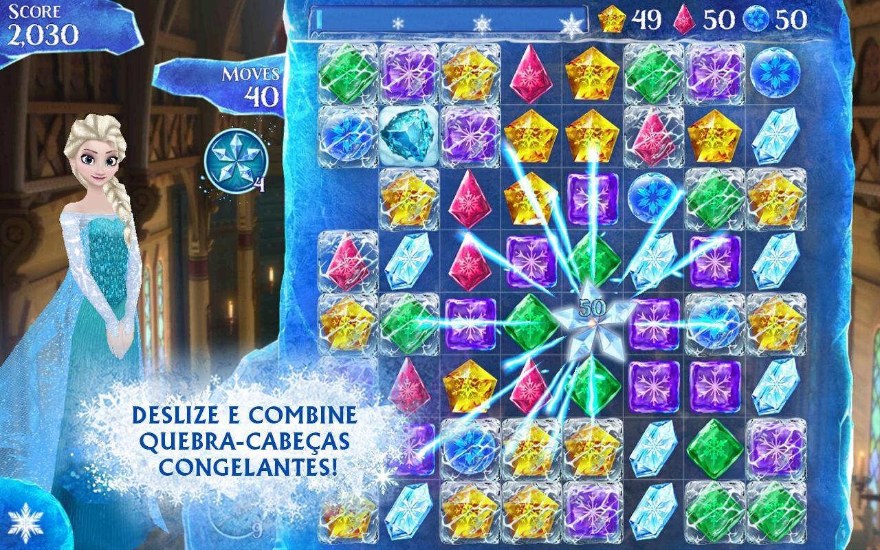 Frozen Free Fall - Imagem 1 do software