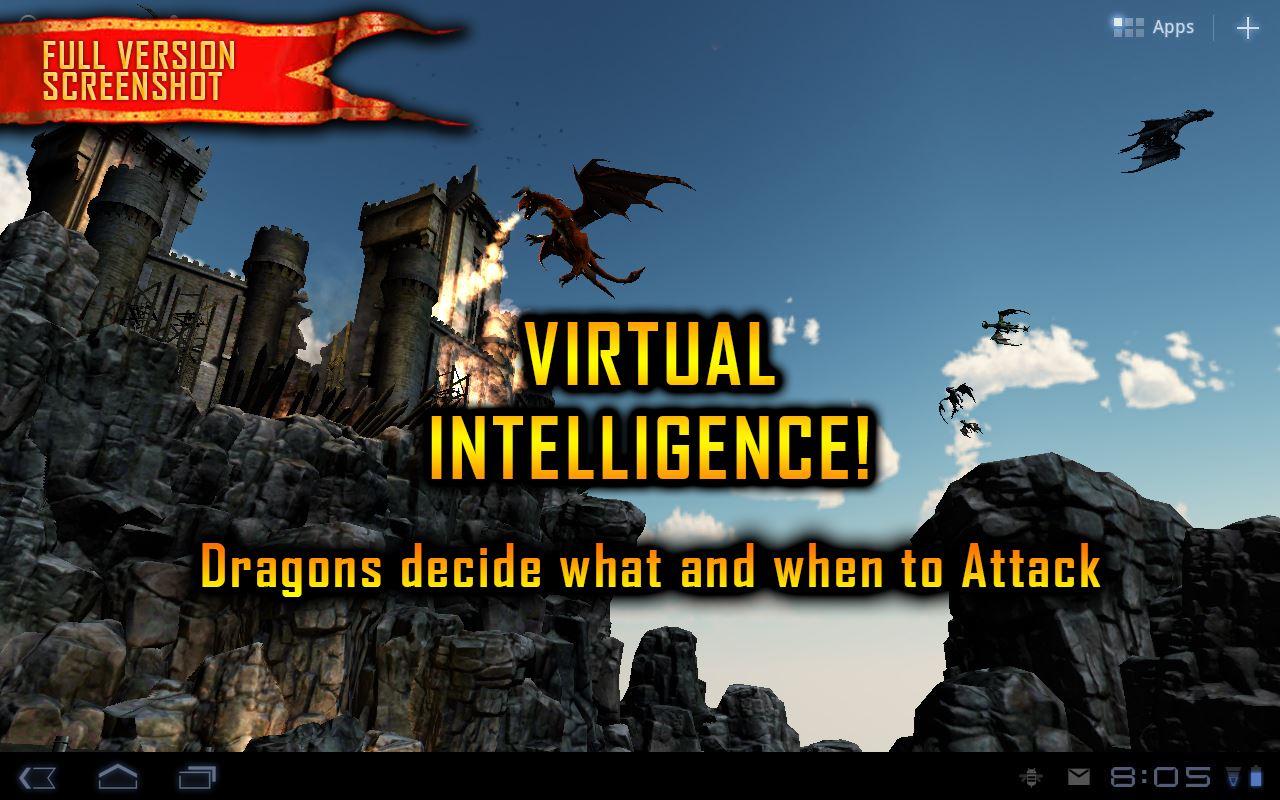 Dragon Strike FREE Wallpaper - Imagem 1 do software