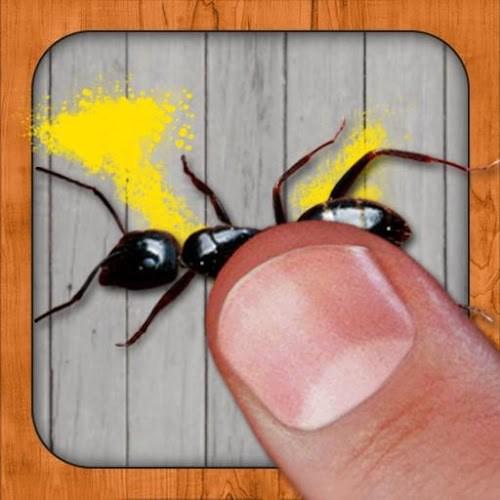 Logo Ant Smasher ícone