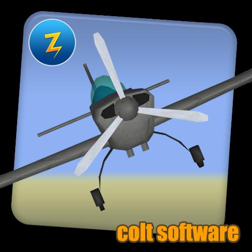 Logo Race Pilot 3D ícone