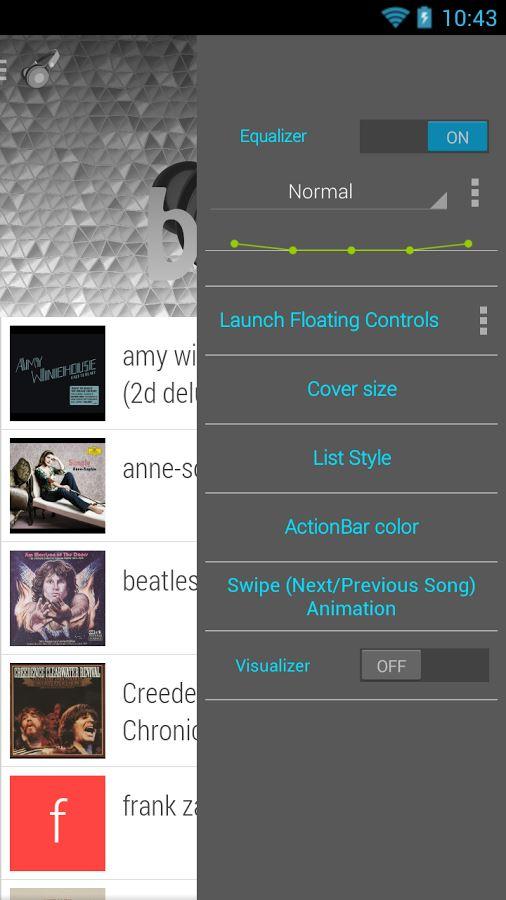 Beat - cloud & music player - Imagem 1 do software