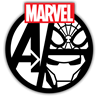 Logo Marvel Comics ícone