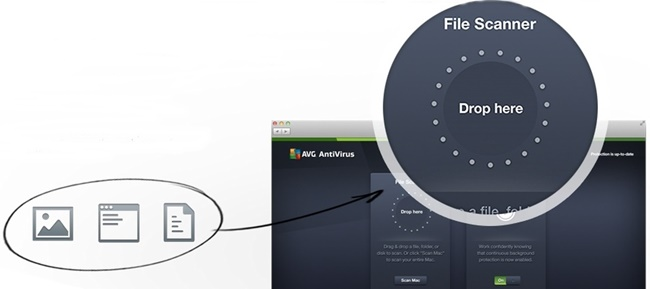 AVG AntiVirus for Mac - Imagem 2 do software