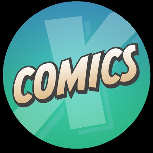 Logo Comics ícone