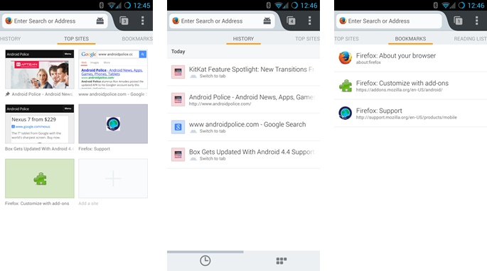 Firefox Beta Download para Android Grátis