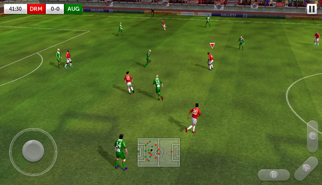 Dream League Soccer - Classic - Imagem 1 do software
