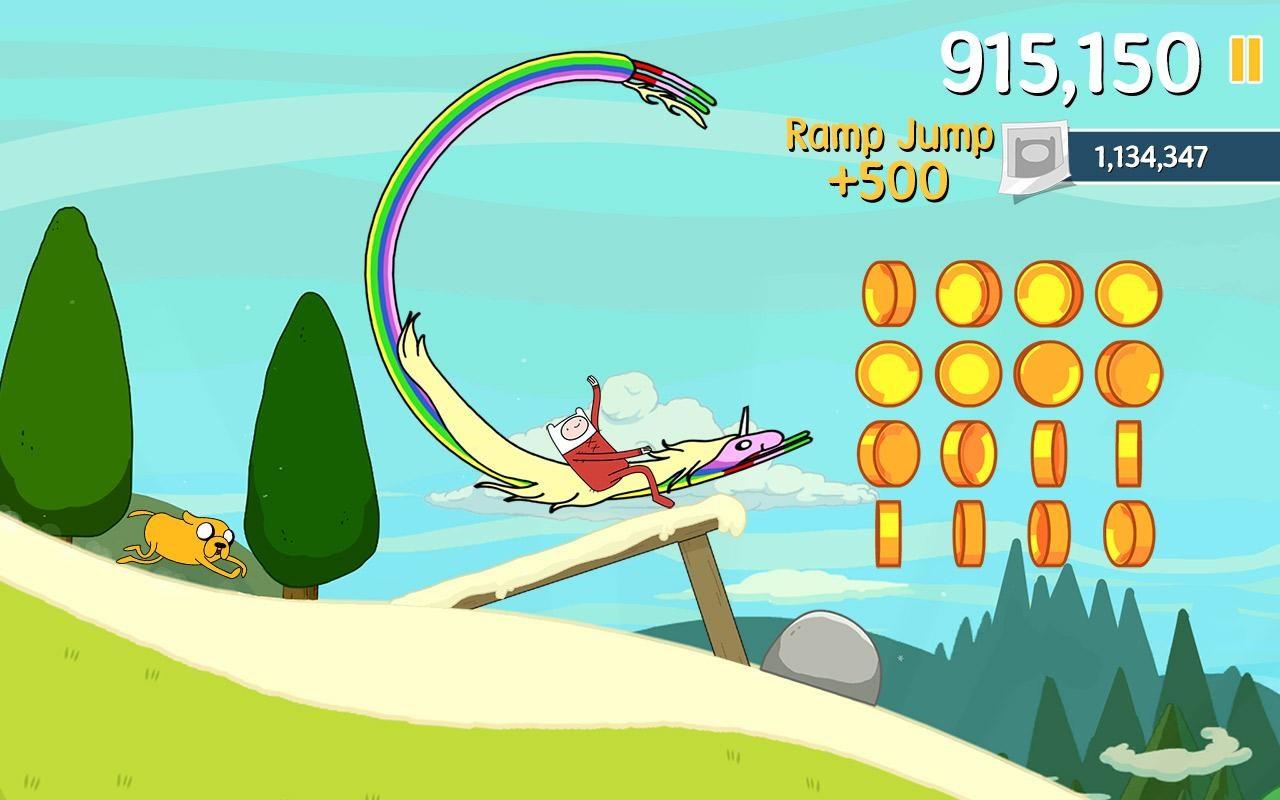Ski Safari: Adventure Time - Imagem 1 do software