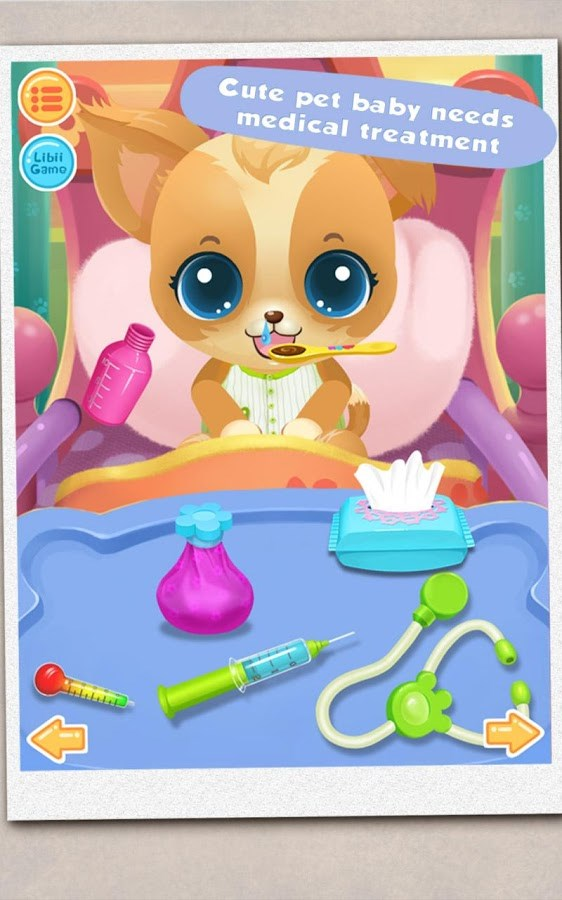 Pet Baby Care - Imagem 1 do software