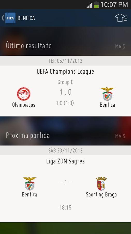 FIFA - Imagem 1 do software