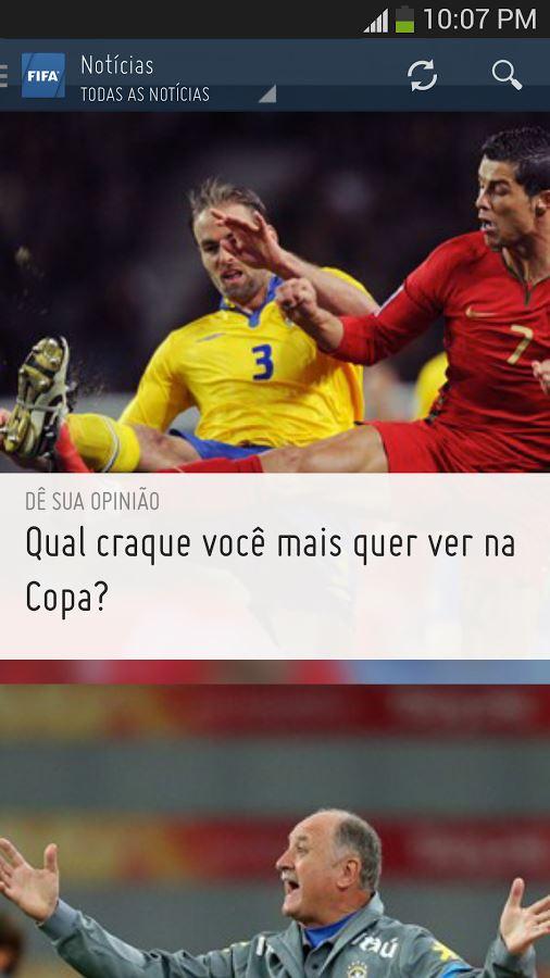 FIFA - Imagem 2 do software