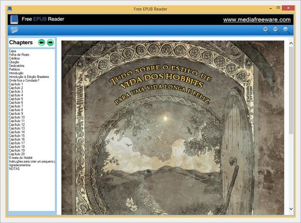 Free Epub Reader - Imagem 1 do software