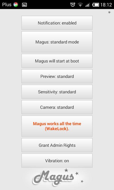 Magus Free - Launcher - Imagem 2 do software