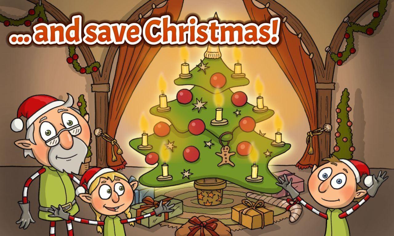 Elf Adventure Christmas No Ads - Imagem 1 do software