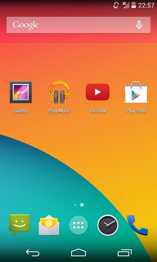 KitKat Launcher+ - Imagem 2 do software