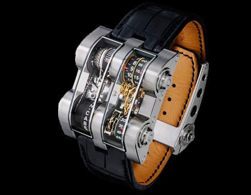 5c54379ef2f 5 relógios irados e mais caros que carros e apartamentos - Mega Curioso
