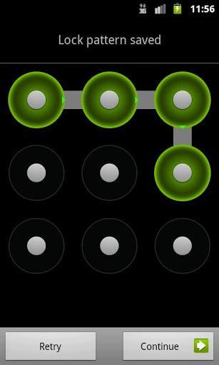 SMS Lock - Imagem 2 do software