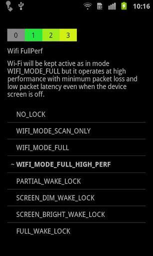 Wake Lock - PowerManager - Imagem 1 do software