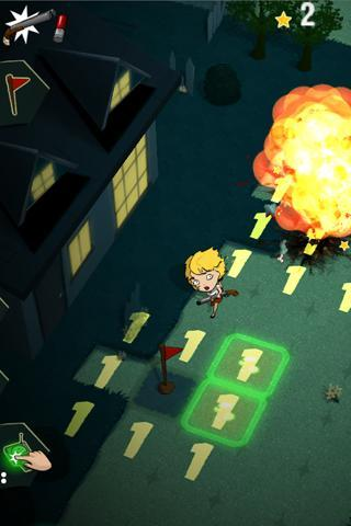 Zombie Minesweeper - Imagem 2 do software