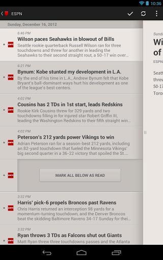 Press (Google Reader) - Imagem 2 do software