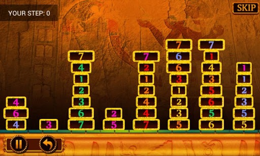 Endless Hanoi Tower - Imagem 1 do software
