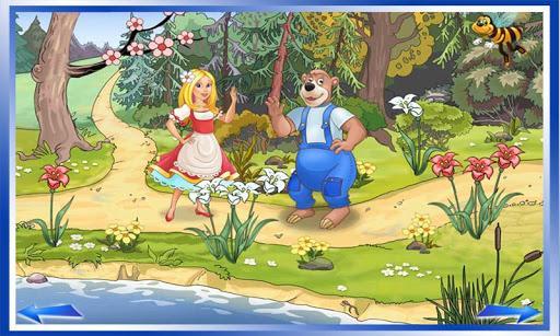Goldilocks & Three Bears Book - Imagem 1 do software