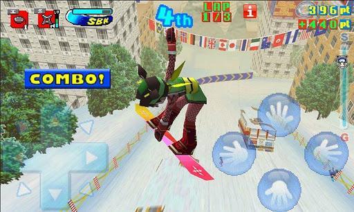 Snowboard Kids - Imagem 1 do software