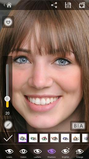 Perfect365 - Imagem 4 do software