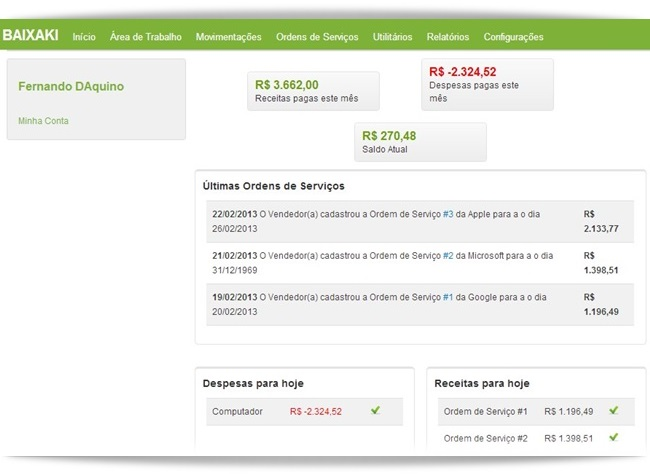 Moldere - Imagem 1 do software