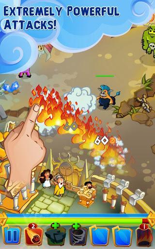 Zeus Defense - Imagem 4 do software