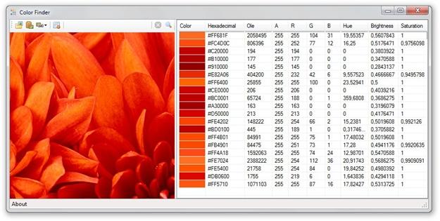 Colors Finder 1.2