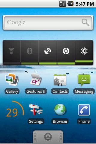 Circle Battery Widget - Imagem 2 do software