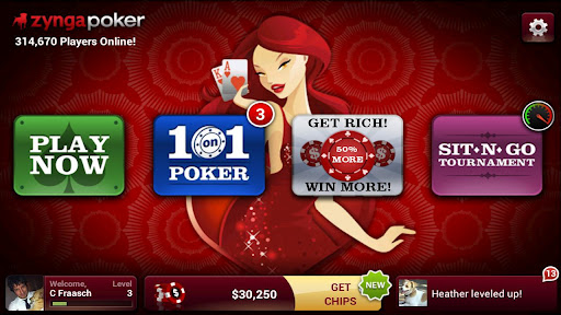 Zynga Poker - Imagem 1 do software